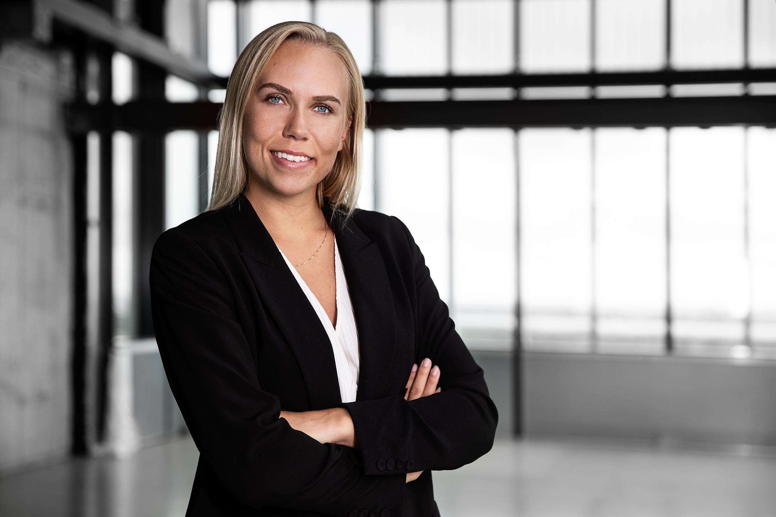 Caroline I. Larsen